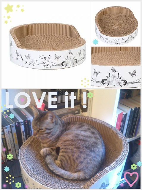Relax Scratch Bed
