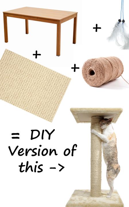 Diy Cat Furniture Plans cat tree furniture | louisytgroupedn7435
