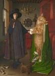 eyck-the-arnolfini-portrait-cat-w