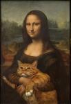 Mona cat-lisa